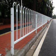 海南人行道京式隔离栏杆 东莞机动车道路分隔栏 海口安全栅栏