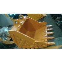 山西地区现代225 1.3方矿山斗 挖机产品配件