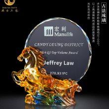 武汉大学老师退休礼品,公司领导荣休纪念牌,光荣退休工艺品定制