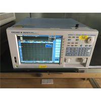 日本原装Yokogawa aq6370b光谱分析仪