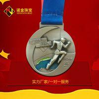 诺金奖牌制作厂家 厨师金属奖牌设计 运动会奖章价格内容制作