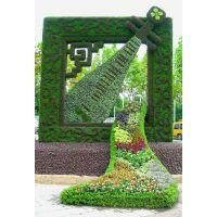 新园五色草观叶立体造型-乐器003