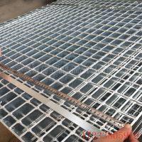 热镀锌重载荷钢格板 山东市政排水沟盖板 网格盖板厂家定制