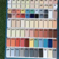 厂家慕斯凯直销45x45mm纯色亮光亚光釉面麻面别墅工程外墙砖