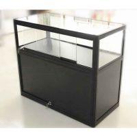 供应玻璃展柜展示柜、钛合金玻璃货架、玻璃货架、铝合金展台