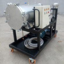 净化设备LYC-J50_f6透平油分离聚结滤油机