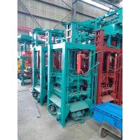 供应铼申3-15水泥支撑垫块机 混凝土垫块生产线 多功能水泥内支撑机