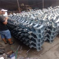 T型管夹管托,H型管托支座,齐鑫生产