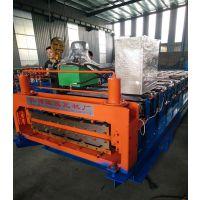 全自动840-900双层单瓦机@博远全自动840-900双层单瓦机厂家批发