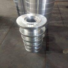 凸缘联轴器 刚性联轴器 YL150 45#圆钢材质
