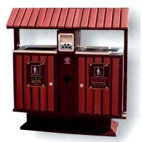 新疆垃圾桶华庭果皮箱款式新颖质量优昌吉环卫果皮箱生产厂家