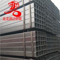 镀锌方管 热镀锌方矩管40*60*2.5天津金龙方管厂家
