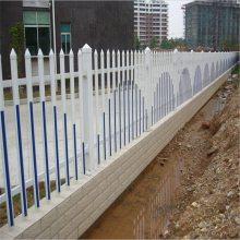 城市隔离栅栏 三亚塑钢草坪围栏 景区草池隔离栏