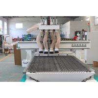 木工雕刻机 四工序开料机 门板开料机 隆锦数控板式家具生产线