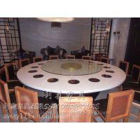 大理石火锅桌 烧烤桌 自助烤涮一体桌 多人位小火锅桌