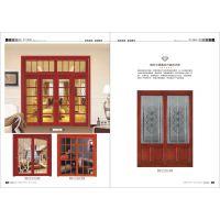 郑州木门彩页制作木门画册设计印刷木门图册印刷