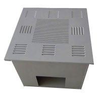高效送风口 不锈钢有隔板无隔板耐高温高效过滤器送风口 禄米科技空气净化设备