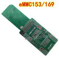 emmc169/153测试座板emcp162烧录座板emcp221/529转SD字库烧写板