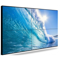 【XAVIKE/赛维科】三星55英寸3.9mm拼缝液晶拼接屏高清监控大屏显示器电视墙/KTV酒吧多屏