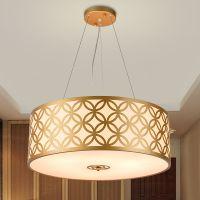 厂家定制工艺新中式吊灯 客厅餐厅 卧室书房灯具