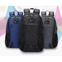 外贸韩版旅行者旅游包 多功能商务出差双肩电脑背包防水厂家定制