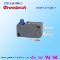 ZING EAR G516A电器热水器电动工具汽车防尘家电微动开关认证欧姆龙ULCULENEC