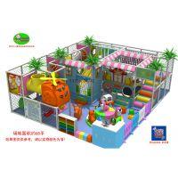 商场儿童游乐设施室内儿童乐园淘气堡开欣童伴连锁乐园