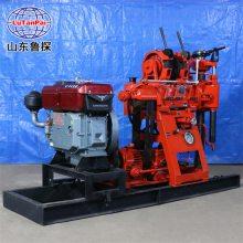 山东鲁探百米 移机款 回转式钻机 水井钻机 300口径岩芯钻探机
