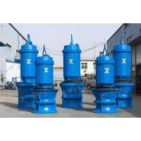 应急排水用潜水轴流泵