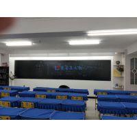 惠州单面磁性板L宜城挂式书写白板C韶关大型教学用板