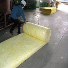 生产厂贴面玻璃棉卷毡 优质玻璃棉毡