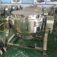 电加热搅拌夹层锅 可倾式夹层锅价格 厂家直销