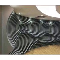 氟碳拉弯铝方通实力供应商