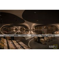 成都创意图书馆设计|专业大型图书馆设计