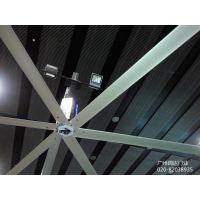 工业大风扇节能大吊扇大风量低转速工业风扇除湿防潮通风降温