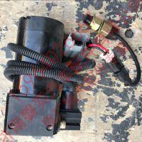 陕汽重卡 德龙 原厂X3000油泵电机总成 X3000举升泵电机 DZ97259820128 正宗