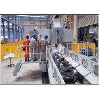 锅炉专用加工设备,硕超数控龙门移动式高速集箱钻床,数控集箱钻床集箱管钻孔盆形孔加工效率高