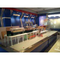 燃气轮机-蒸汽轮机联合循环电站整体模型