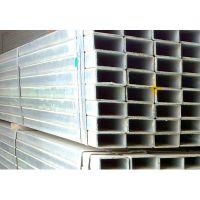 供应上海大口径镀锌方矩管 70微米镀锌方矩管定做