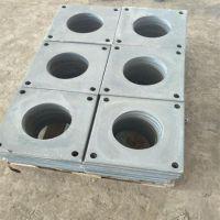 河北邯郸直销预埋件 接触网预埋钢板 Q235热镀锌钢板 配套地脚螺栓