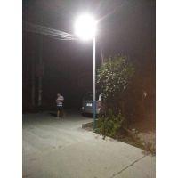 锂电池太阳能路灯led户外感应灯一体化太阳能路灯农村道路庭院灯