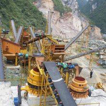 石料生产线哪里生产的好,整套鹅卵石碎石生产线破碎设备