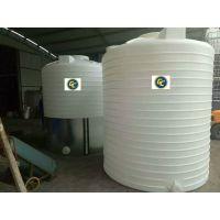 港恒10吨塑料水箱生产厂家 10立方甲醇储罐 10吨沼液罐