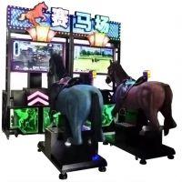 肯琰优游乐园设备室内电玩设备骑马机赛马场