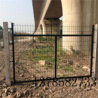 铁路线路防护栅栏 铁路金属网片 铁路护栏网 铁路护栏网厂家