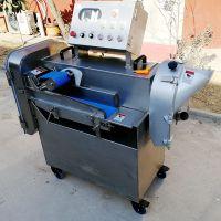 大型多功能切菜机 食堂配套公司用多功能切菜设备