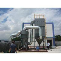 西安木工厂除尘设备案例