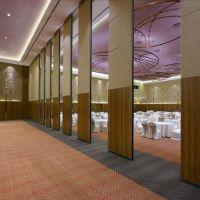 酒店活动隔断墙会议室移动折叠隔音墙移动屏风活动隔断