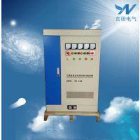 上海言诺SBW-80KW三相高精度自动补偿式稳压器