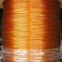 热销坤兴盛达PI聚酰亚胺同轴电缆PI-Coaxial-26AWG 真空电缆